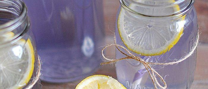 Levendula limonádé