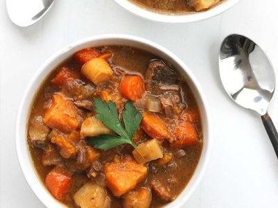 AIP recept – Zöldséges 'pörkölt'