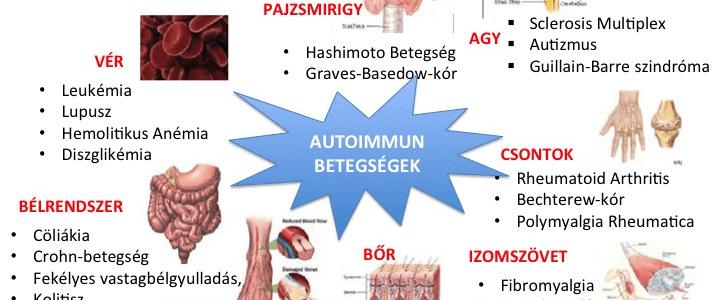 Autoimmun szövetek: az immunrendszer öntámadásának áldozatai