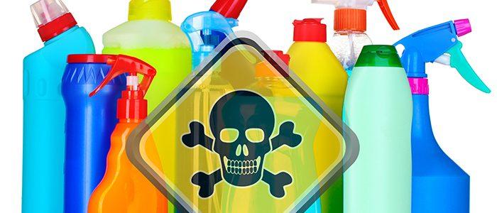 Toxinmentes takarítás