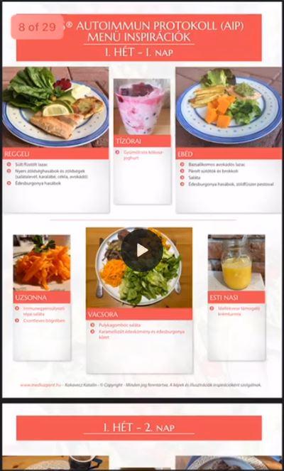 Minden, amit az AIP diétáról tudni érdemes - Pajzsmirigy szakértői blog