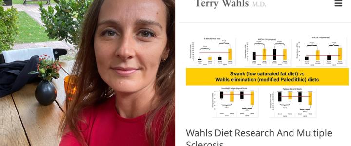 Dr. Terry Wahls kutatási eredményei